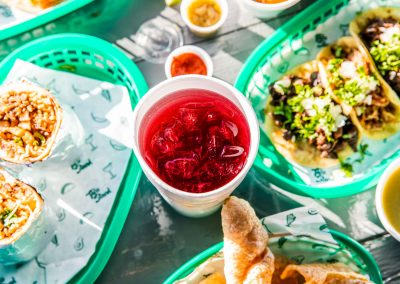 Taco Stand Drinks